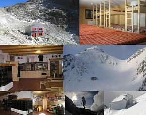 Mountain hut Rysy (2.250 m) [Increase - new window]