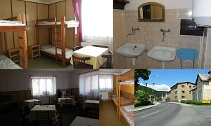 Tourist hostel TJ Sokol [Increase - new window]