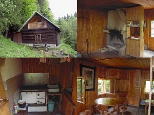 Hunting cottage Bukovec - Lesy SR [Increase - new window]