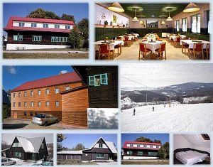 Recreation center Biele Vody - turistické chatky (900 m) [Increase - new window]