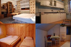 Private accommodation Ľudmila [Increase - new window]