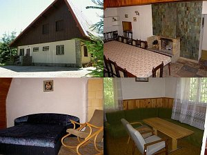 Hunting cottage Hubkov� - Lesy SR [Increase - new window]
