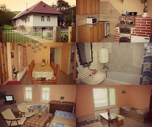 Tourist hostel Borovka [Increase - new window]