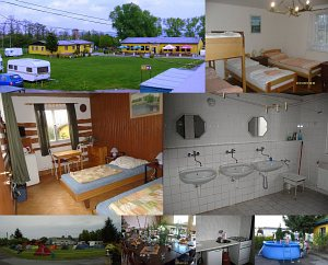 Campsite a ubytovna SK Mšeno [Increase - new window]