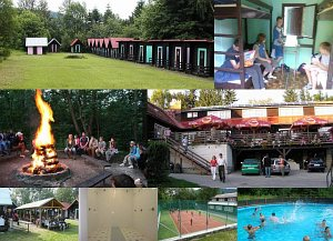 Recreation center Monte Lope [Increase - new window]