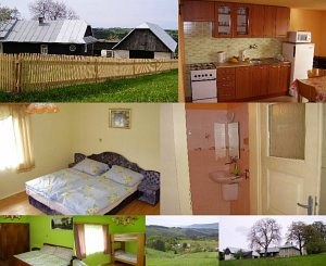 Family house spod križa (875 m) [Increase - new window]