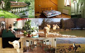 Guest house Ranch Šugov (400 m) [Increase - new window]