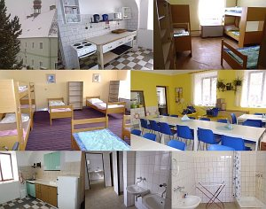 Tourist hostel Soud (685 m) [Increase - new window]