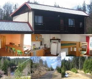 Cottage Eduard (900 m) [Increase - new window]