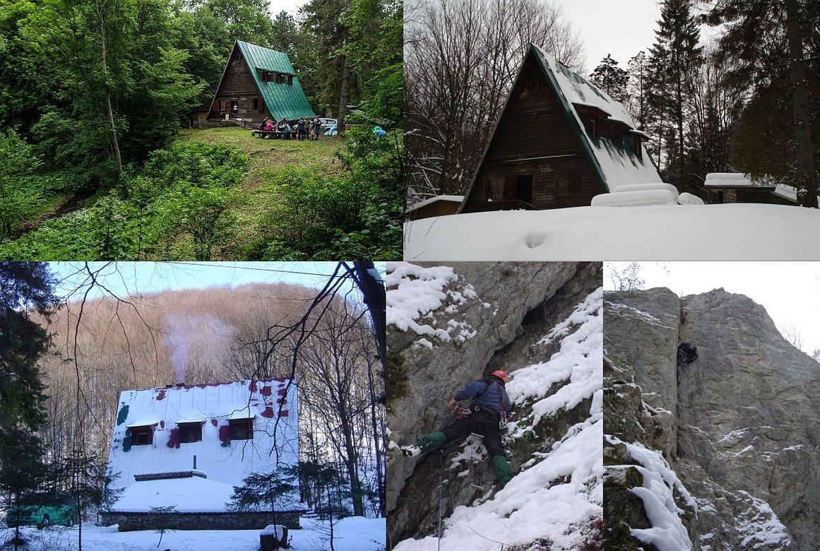 chata volovec roznava Chata bývá otevřena jen o víkendech, v červenci a srpnu nepřetržitě ze sedla musíte vystoupat asi 150 výškových metrů na volovec (2 063 m).