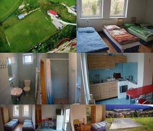 Tourist hostel Futbalové ihrisko [Increase - new window]