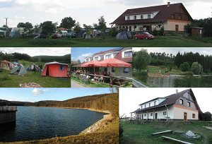 Campsite Guest house Přehrada [Increase - new window]