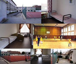 Tourist hostel Sokolovna VPS [Increase - new window]