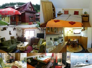 Cottage U Jany (845 m) [Increase - new window]