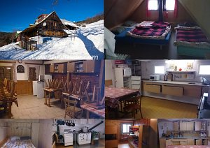 Cottage Zukov (785 m) [Increase - new window]