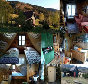 Cottage nad Hutami (935 m) [Increase - new window]